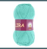 Пряжа VITA Lira Цвет.5028 Светло-бирюзовый