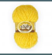 Пряжа Adelia Brilliant 03 жёлтый