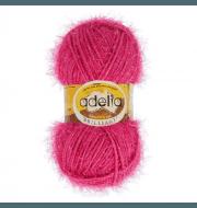 Пряжа Adelia Brilliant 06 розовый