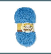 Пряжа Adelia Brilliant 08 голубой