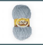 Пряжа Adelia Brilliant 11 серый
