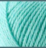 Пряжа Камтекс Аргентинская шерсть 100 г Цвет.23 Св. бирюзовый