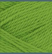 Пряжа Камтекс Аргентинская шерсть 100 г Цвет.26 Салатовый