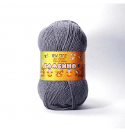Пряжа Камтекс Бамбино Цвет.169 Серый