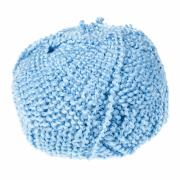 Пряжа Камтекс Каракуль стрейч Цвет.15 Голубой