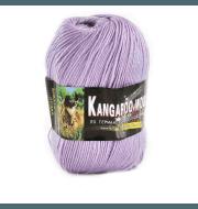 Пряжа Color City Kangaroo wool Цвет.258 Св. Лиловый