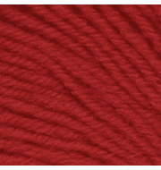Пряжа Троицкая Кроха Цвет.0042 Красный