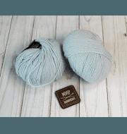 Пряжа Seam Merino Platinum Nuovo Цвет.7 Св.голубой