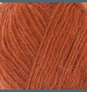 Пряжа Nako Mohair delicate Nako Цвет.6136 Светлый терракот