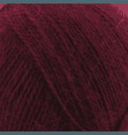 Пряжа Nako Mohair delicate Nako Цвет.6110 Бордовый