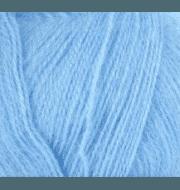 Пряжа Nako Mohair delicate Nako Цвет.6119 Светло голубой