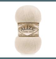 Пряжа Alize Angora Gold Цвет.67 Св. молочный
