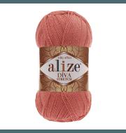 Пряжа Alize DIVA STRETCH Цвет.619 Бледный коралл