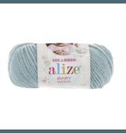 Пряжа Alize Baby Wool Цвет.114 Талый