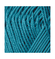 Пряжа YarnArt Begonia Цвет.0008 Морская волна