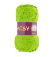 Пряжа VITA Daisy Цвет.4425 Салатовый