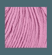 Пряжа YarnArt Jeans Цвет.20 Розовый
