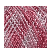 Пряжа YarnArt Tulip Цвет.457 Бело - розовый