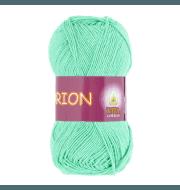 Пряжа VITA Orion Цвет.4577 Светлая зеленая бирюза