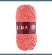 Пряжа VITA Lira Цвет.5023 Розовый коралл