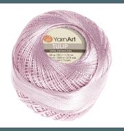 Пряжа YarnArt Tulip Цвет.417 Светло брусничный