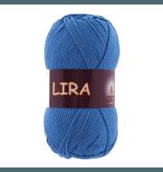 Пряжа VITA Lira Цвет.5003 Ярко-синий
