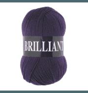 Пряжа VITA Brilliant Цвет.4977 Темно-фиолетовый