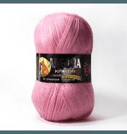 Пряжа Color City Angora кролик Цвет.925 Орхидея