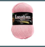 Пряжа Color City Kangaroo wool Цвет.2107 Светло розовый