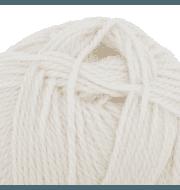 Пряжа Камтекс Аргентинская шерсть 100 г Цвет.205 Белый