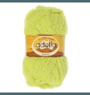 Пряжа Adelia Sofia 34 Яр. зеленый