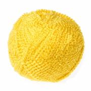 Пряжа Камтекс Каракуль стрейч Цвет.104 Желтый