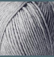 Пряжа Пехорка Молодёжная Цвет.96 Серый меланж