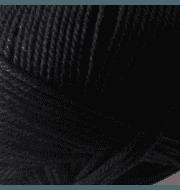Пряжа YarnArt Begonia Цвет.0999 Черный