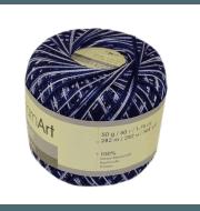 Пряжа YarnArt Violet Melange Цвет. 0189 Синий Меланж