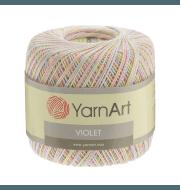 Пряжа YarnArt Violet Melange Цвет. 3194 Детский