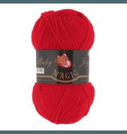 Пряжа Magic Baby Joy Цвет.5724 Красный