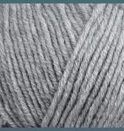 Пряжа YarnArt Merino De Luxe Цвет.282 Светло-серый