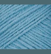 Пряжа GAZZAL Baby Wool Цвет.813 Светло-голубой