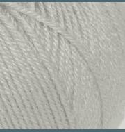 Пряжа GAZZAL Baby Wool Цвет.817 Светло-серый