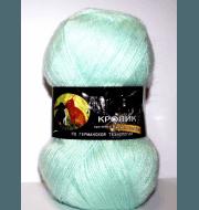 Пряжа Color City Angora кролик Цвет.302 Мята