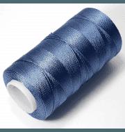 Пряжа Seam Sapfir Lux Цвет.757 синий стальной