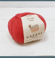 Пряжа GAZZAL Baby Cotton Gazzal Цвет.3418 Красный
