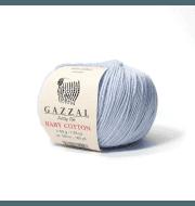 Пряжа GAZZAL Baby Cotton Gazzal Цвет.3429 Светло голубой