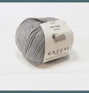 Пряжа GAZZAL Baby Cotton Gazzal Цвет.3430 Серый