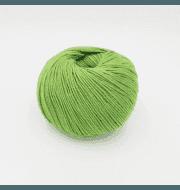 Пряжа GAZZAL Baby Cotton Gazzal Цвет.3448 зеленое яблоко