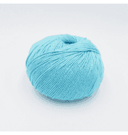 Пряжа GAZZAL Baby Cotton Gazzal Цвет.3451 Светлая бирюза
