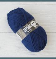 Пряжа DROPS Eskimo Цвет.15 Темно синий