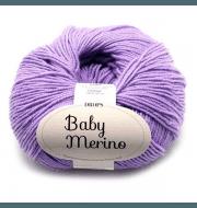Пряжа DROPS Baby Merino Цвет.14 Сирень