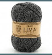 Пряжа DROPS Lima Цвет.0519m Маренго